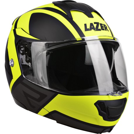 LAZER Lugano Z-Generation (Yellow Fluo - Black Matt)