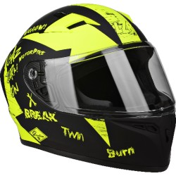 "Casque enfant LZR - FH4  Jr ""Bad Boy"""